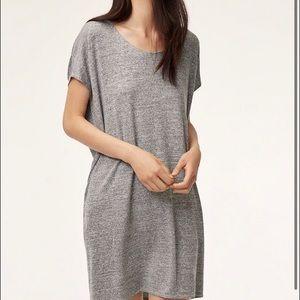 Wilfred free Lorelei dress sz xxs grey